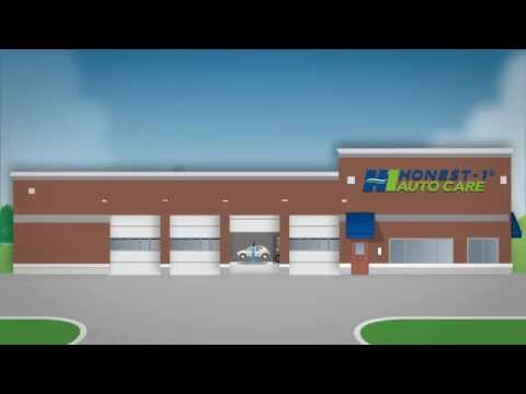 Honest-1 Auto Care - South Charlotte video
