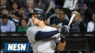 MLB Awards: Aaron Judge, Chris Sale Midseason Studs