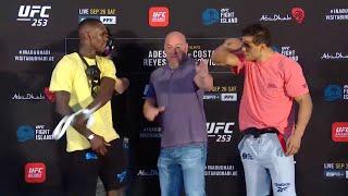 UFC 253: Битвы взглядов