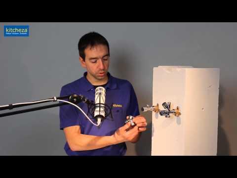 Wasseranschluss Spülmaschine + Waschmaschine Eckventile Teil 3