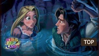 ♥ Disneys Tangled Storybook Deluxe - Rapunzel Fairy Tale By Disney - IPhone/iPad