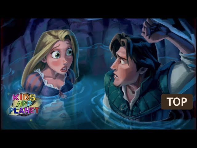 ♥ Disney s Tangled Storybook Deluxe - Rapunzel Fairy Tale by Disney - iPhone/iPad