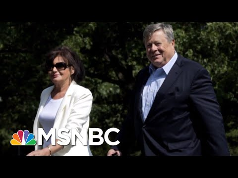 Melania Trump's Parents Benefited From 'Chain Migration' | All In | MSNBC