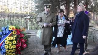 Pogrzeb rumuńskiego pilota Ioana Clopa