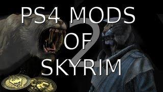 7 Mods die Skyrim auf der PS4 großartig aussehen lassen