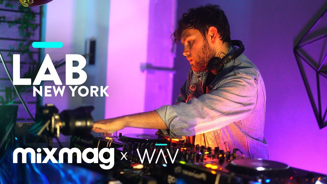 Fort Romeau - Live @ Mixmag Lab NYC 2018