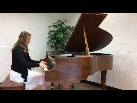Rachmaninoff's Prelude in G-sharp minor