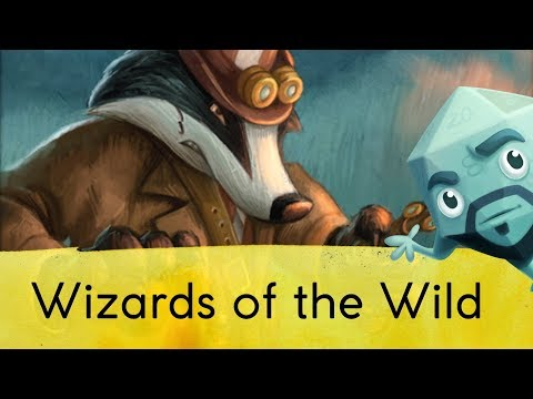 Wizards of the Wild  Review - with Zee Garcia