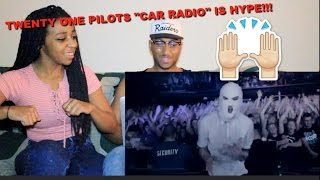 "Couple Reacts : Twenty One Pilots ""Car Radio"" Music Video Reaction!!!"