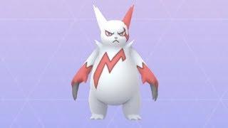 Pokemon Go Zangoose Pokédex Showcase 335