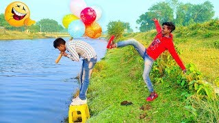 Top New Funny Video 2020_Comedy Videos 2020_Try To Not Laugh_Episode111_By Poor Youtuber