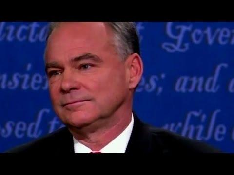 The Vice-Presidential Debate: The BEST Line