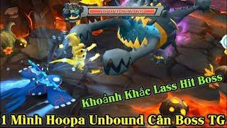 Hoopa  - (Pokémon) - 1 Mình Pokemon Hoopa Unbound Cân Boss Nổi Loạn và Hạ Gục Boss Kiếm 200KC - Top Pokemon Game Theory