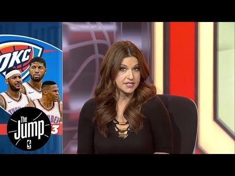 Thunder officially on the clock | The Jump | ESPN