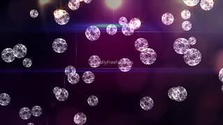diamond stock footage diamond falling background video | Diamond stock video | Royalty Free Footages