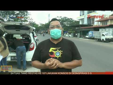 Video : Alumni SPP-SUPM Bagikan Sembako ke Warga Terdampak Covid-19