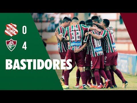 4dfabd76d2 GOLS Bastidores - Bangu 0 x 4 Fluminense - Campeonato Carioca Data   22 02 2018. Por  FluTV