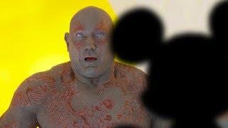 """Прощай Дракс. """"Стражи Галактики 3"""" не увидят свет?"""