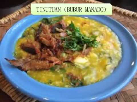 Video Aneka Kuliner dan Makanan Khas di Manado Sulawesi Utara