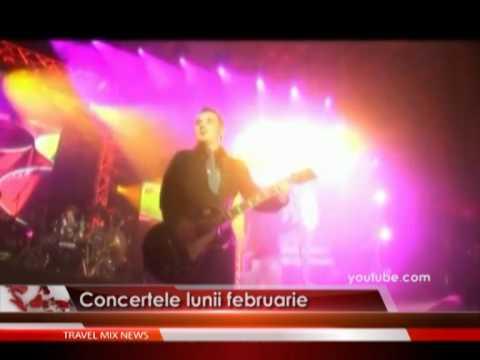 Concertele lunii februarie