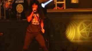 Anthrax - Among The Living (Philadelphia,Pa) 4.5.17