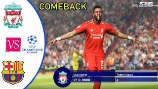 liverpool vs barcelona 2019 full match anfield - TH-Clip