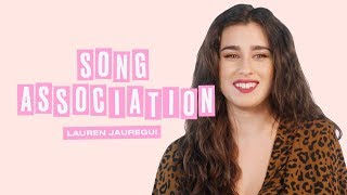Lauren Jauregui Sings Cardi B, Rihanna, And Ariana Grande In A Game Of Song Association | ELLE
