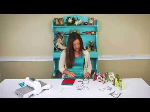 Fold-a-Long with Jen - A Winter Wishes Tutorial