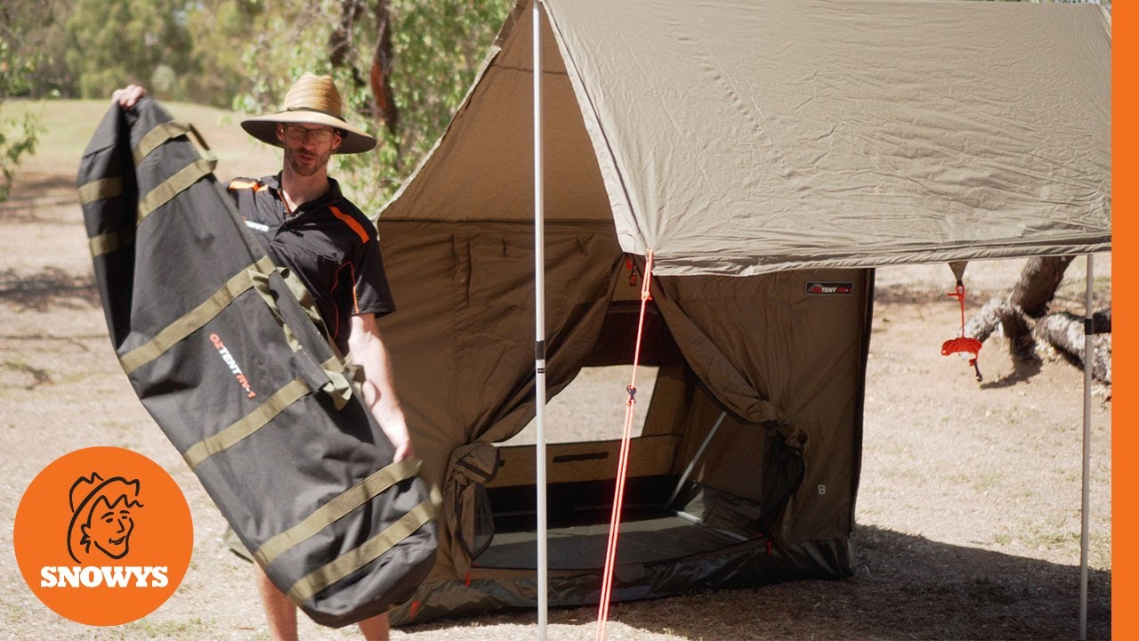 RV1 Canvas Touring Tent