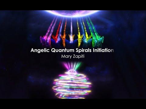 Angelic Quantum Spirals Initiation Short Trailer