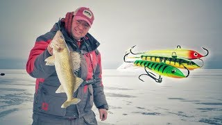 Балансиры rapala jigging rap 7см 18гр.