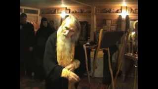 Наставление старца Илия