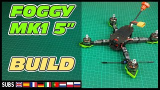Come Costruire un Drone FPV Compatto - Foggy MK1 Build