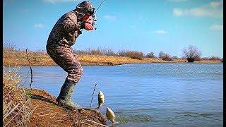 Весенние приметы для рыбалки