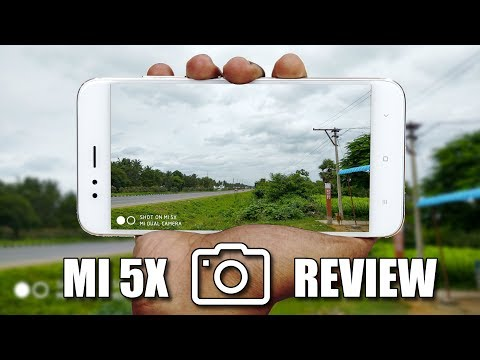Xiaomi Mi 5X (a.k.a Mi A1) Camera Review – Dual Treat!