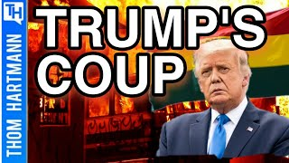 Was Trump Involved In Bolivia's Coup? (w/ Mark Weisbrot)