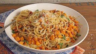Carbonara With Squash And Pancetta Recipe | Episode 1207