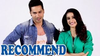 Varun Dhawan Recommends Shraddha Kapoor For 'ABCD 2' | EXCLUSIVE