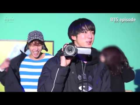 [ENG SUB] [EPISODE] J-hope 1st Mixtape MV Shooting #2