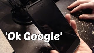 How to Unlock your Pixel with 'Ok Google'