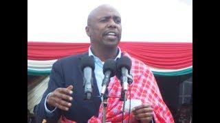 Baringo Senator Gideon Moi's convoluted message to the corrupt