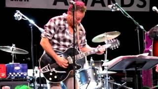 "JOE ELY, BRUCE SPRINGSTEEN & ALEJANDRO ESCOVEDO ""Midnight Train"" SXSW 2012"