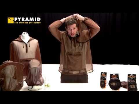 Pyramid Midge Protection Clothing