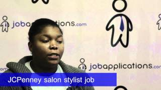 JCPenney Interview - Salon Stylist