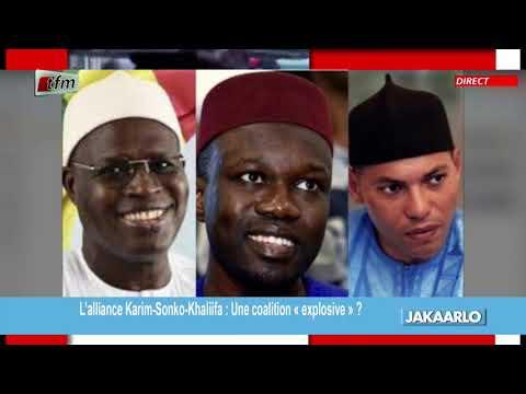 Coalition Sonko, Khalifa Sall et Karim Wade - Bouba Ndour :