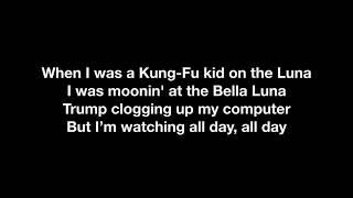 Foals   On The Luna (Lyrics)