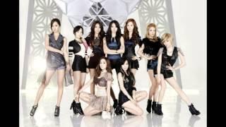 Girls' Generation (SNSD) - Telepathy (텔레파시) [Official Instrumental]