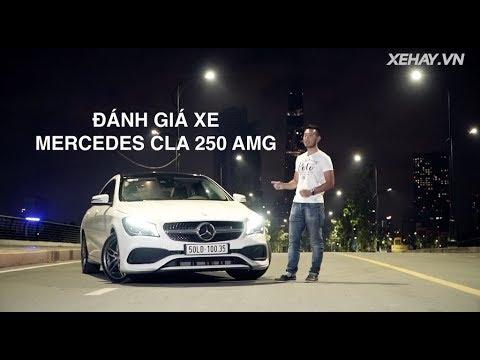 Đánh giá xe Mercedes CLA 250 AMG - phong cách và cá tính |XEHAY.VN|