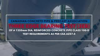 Three Edge Bearing Test – CCPPA