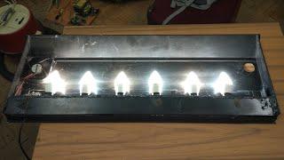 Освещение аквариума Aquarium lighting
